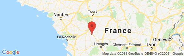 adresse fradet-materiel-86.com, Lhommaizé, France