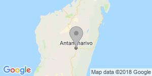 adresse et contact Maison d'hôtes Chez Titi, Tananarive, Madagascar