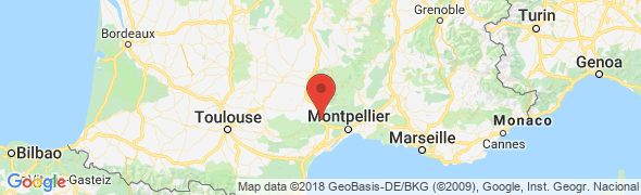 adresse halles-solanid.fr, Lodève, France