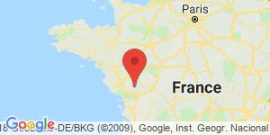 adresse et contact COPAERO, l'Absie, France