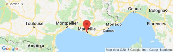 adresse mycherryliste.com, Marseille, France