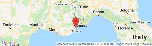 adresse pro-g-com.com, Cannes, France