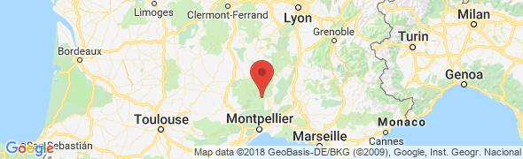 adresse chambre-hotes-cevennes.fr, Saint Paul la Coste, France