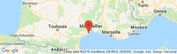 adresse technic-over.fr, Sète, France