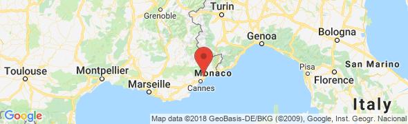 adresse canyonforest.com, Villeneuve-Loubet, France
