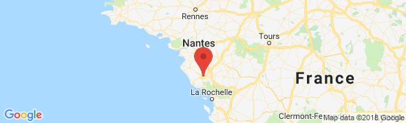 adresse larochesuryon-ladresse.com, La Roche-sur-Yon, France