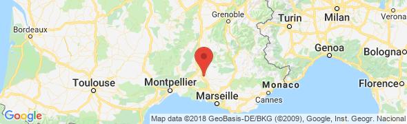 adresse destination-provence.eu, Châteauneuf-de-Gadagne, France