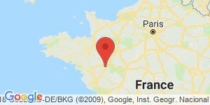 adresse et contact Les Passagers du Vent, Rochefort sur Loire, France