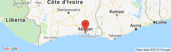 adresse ctrl-plus.net, Abidjan, Côte d'Ivoire