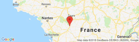 adresse laurent-debain.over-blog.com, Usseau, France