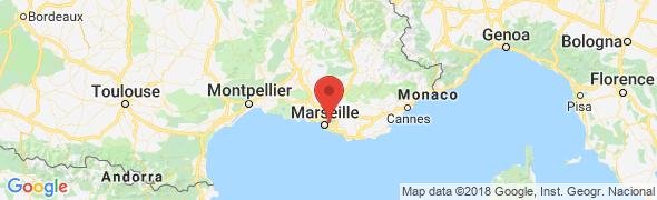 adresse almaviva-sante.fr, Marseille, France