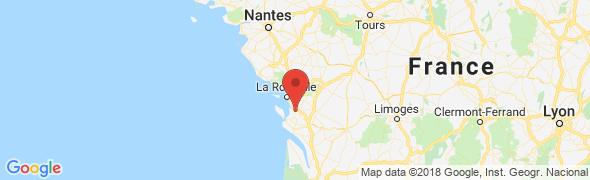 adresse corderieroyale.com, Rochefort-sur-Mer, France
