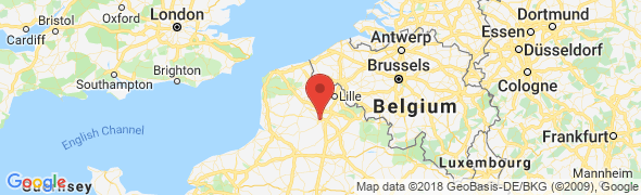 adresse gitec-constructions.com, Anzin Saint Aubin, France