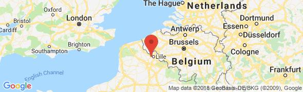 adresse dsm-demenagements.com, Hallennes-les-Haubourdin, France