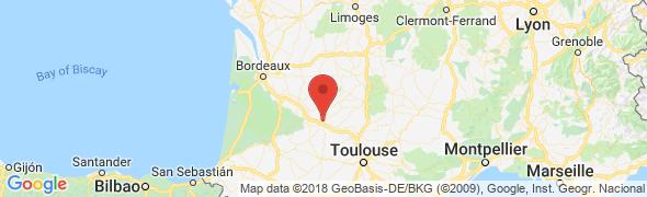 adresse carrementfleurs.com, Agen, France