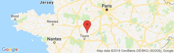 adresse mh-entreprise.fr, Prunay-Cassereau, France