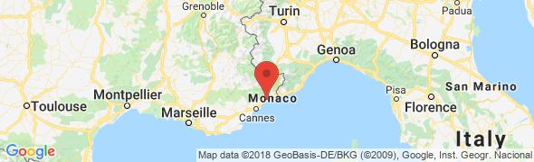 adresse chant-nice.fr, Nice, France