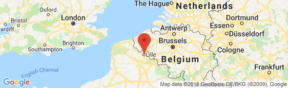 adresse clarancehotel.com, Lille, France