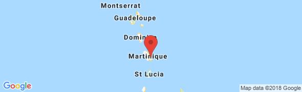 adresse fregatebleue.fr, Le François, Martinique