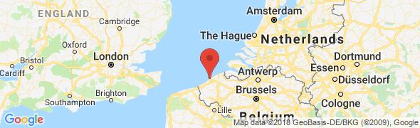 adresse europrofs.be, Ostende, Belgique