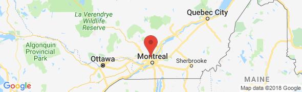 adresse alcovr.com, Laval, Canada