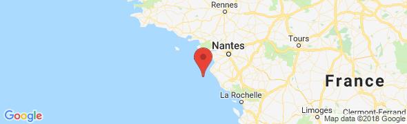 adresse patisserie-ile-dyeu-mousnier.fr, Île D'yeu, France