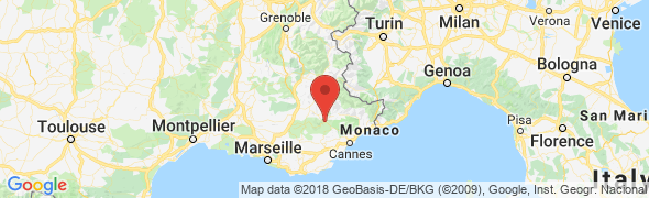 adresse basesportnature.com, Castellane, France