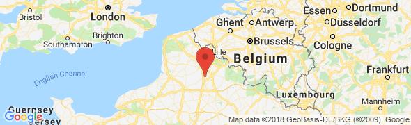 adresse romex.fr, Beugny, France