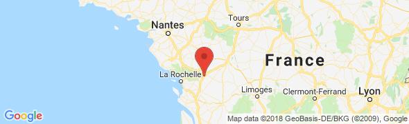 adresse espace-alchimie.com, Aiffres, France
