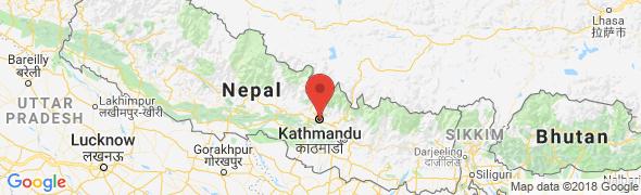 adresse nepatrek.com, Kathmandu, Népal