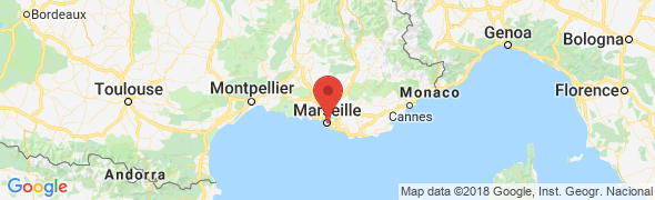 adresse les-petons.fr, Marseille, France
