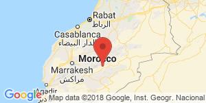 adresse et contact la kasbah de Victor, Boumalne dades, Maroc
