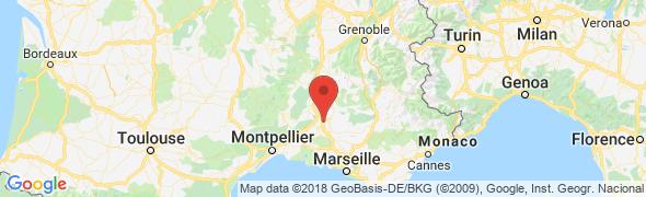 adresse abbaye-gigognan.fr, Sorgues, France