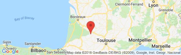 adresse pehillo.info, Nérac, France