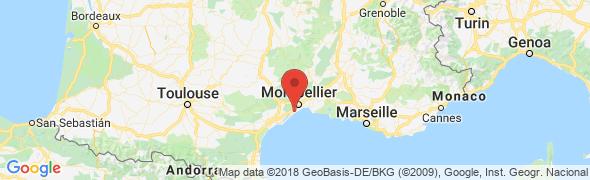 adresse loccitane-retraite.fr, Vic-la-Gardiole, France