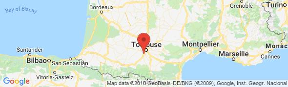 adresse vpnmuret.fr, Muret, France