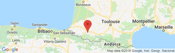 adresse portecarte.com, Nay, France