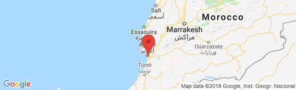 adresse immoc21.com, Agadir, Maroc