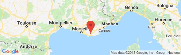 adresse fdeuxf.info, Solliès-Toucas, France