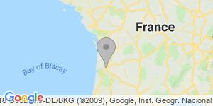 adresse et contact Créations sites web, Bordeaux, France