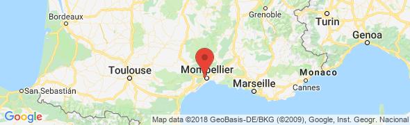 adresse aecg-finexcom.fr, Montpellier, France