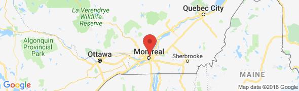 adresse cliniqueoptobelanger.com, Montréal, Canada