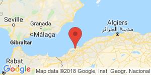 adresse et contact Mad orper, Bir El Djir, Algerie