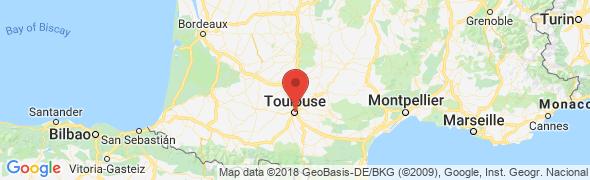 adresse appartements-toulouse.com, Toulouse, France