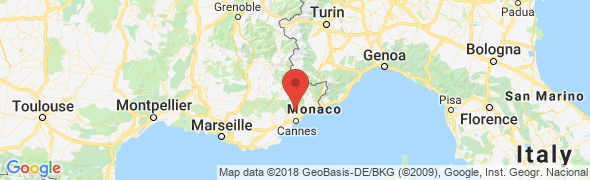 adresse monster-paintball.fr, Le Bar sur Loup, France