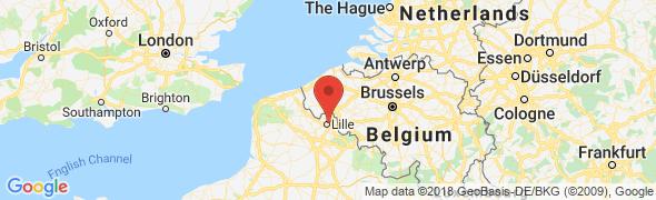 adresse smartfactory.fr, Lille, France