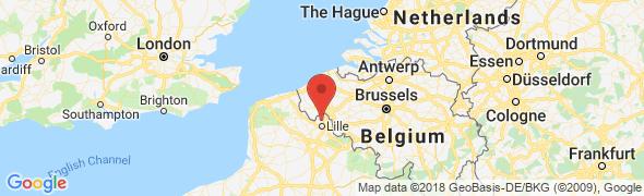 adresse ferronnerie-lille.fr, Wambrechies, France