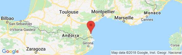 adresse agencelocamer.com, Saint Cyprien Plage, France