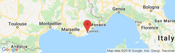 adresse immodini.com, Sainte-Maxime, France