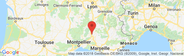 adresse plastcorp.fr, Uchaux, France